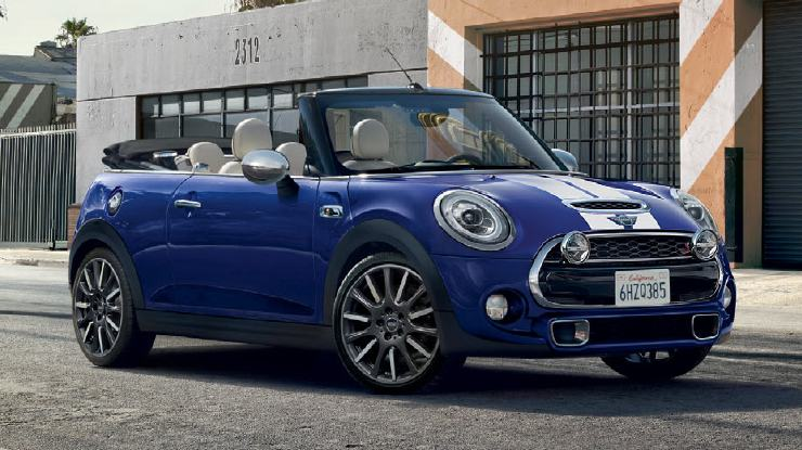 THE MINI CONVERTIBLE. ORIGINAL MINI ACCESSORIES.