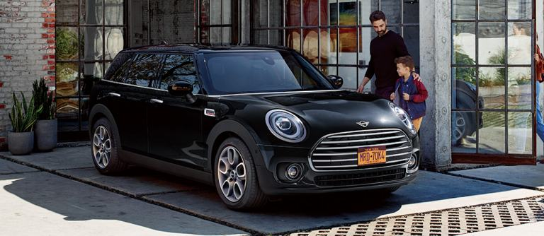 MINI CLUBMAN BUCKINGHAM