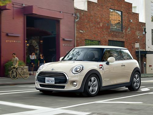 THE NEW MINI VICTORIA.