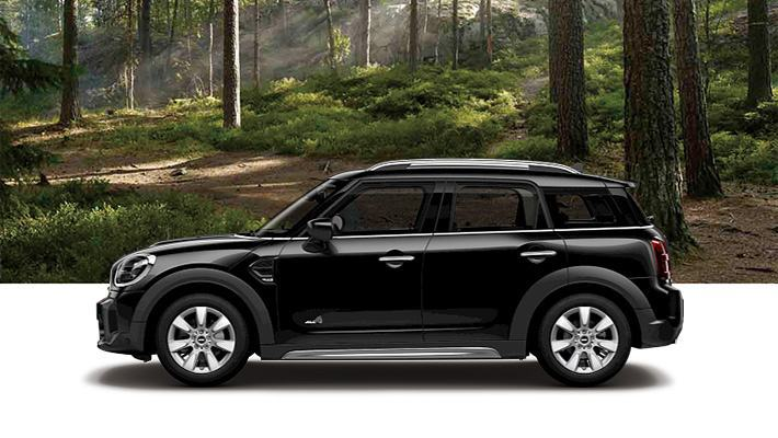THE NEW MINI COOPER D CROSSOVER ALL4