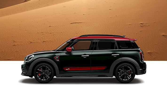 THE NEW MINI JOHN COOPER WORKS CROSSOVER