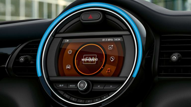 MINI INFOTAINMENT SYSTEMS