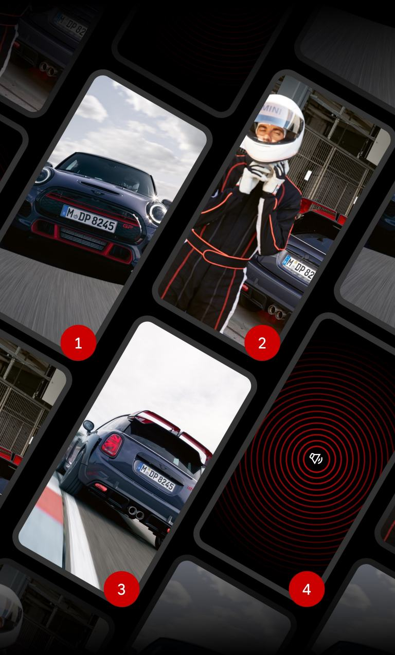 THE NEW MINI John Cooper Works GP – Wallpapers - Ringtone