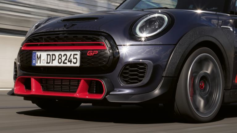 THE NEW MINI John Cooper Works GP – フロント・バンパー