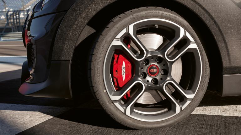THE NEW MINI John Cooper Works GP – 18インチ・ホイール