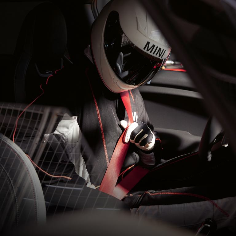 THE NEW MINI John Cooper Works GP - インテリア 360°view