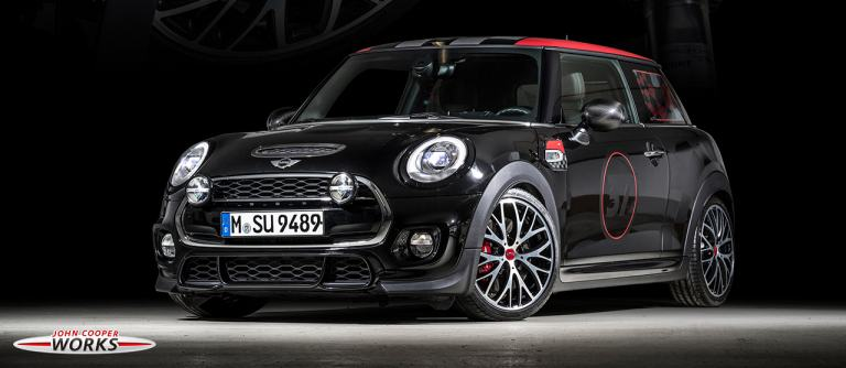 JOHN COOPER WORKS TUNING ACCESSORIES